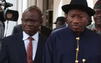 Detained Jonathan's ex-CSO faints