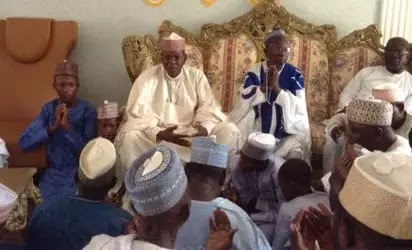 Forgive me for your prison experience, Lamido begs sons