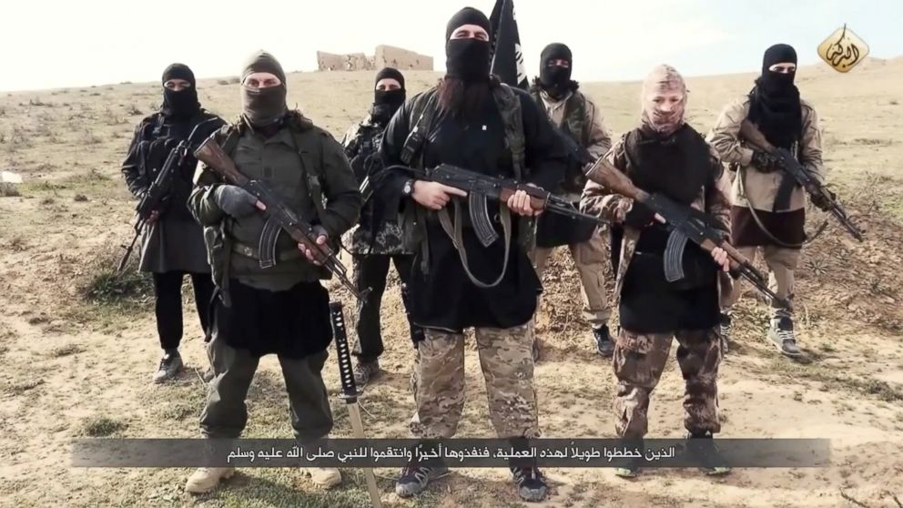 World News: ISIS kidnaps Nigerian amongst 2 others