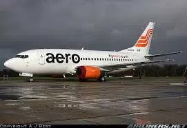 Aero's Tyre Bursts After Take-Off, 141 On Board
