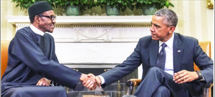 We'll help Nigeria overcome challenges –Obama