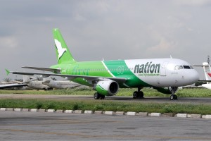 Professional Negligence? : 250 Passengers Cheat Death As 2 Planes Collide In Lagos