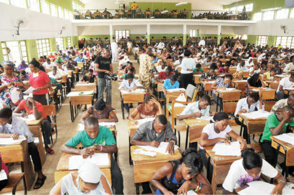 Jamb reduces cut-off mark for admission