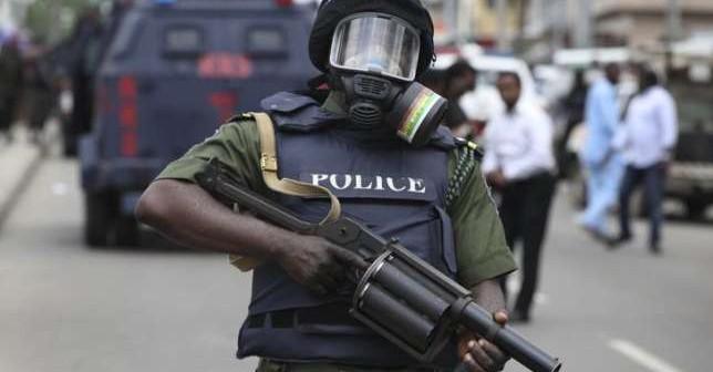 Police kill 3 kidnap suspects