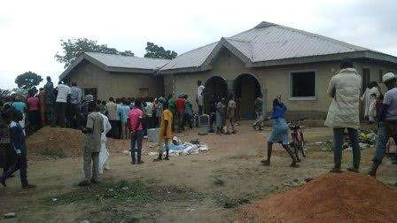 Baby disappears mysteriously during naming in Ogun