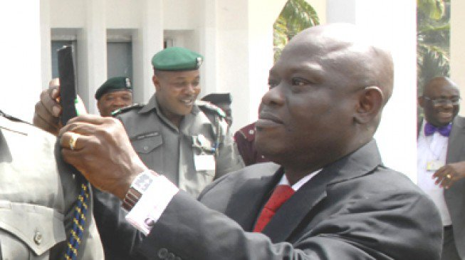 Jonathan's ex-CSO detained