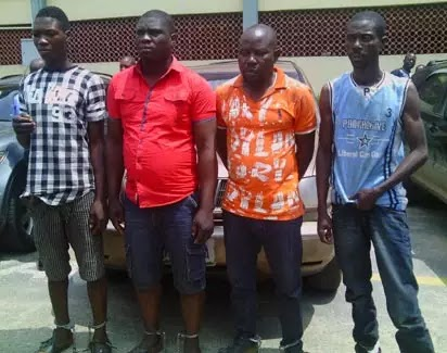 Ikorodu robbery: Police forced us to confess, suspects tell court