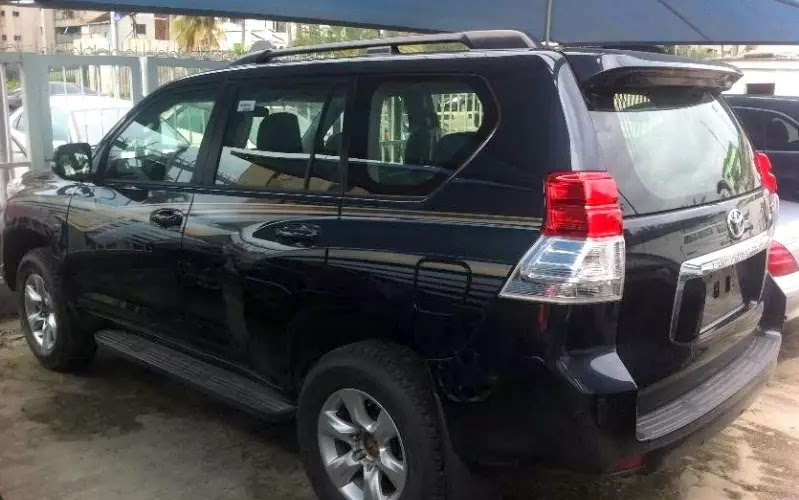 SHOCKING: Ex-FRSC boss buys off govt's 7-day old N13m SUV as scrap, paying N150, 000