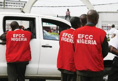 EFCC blames judiciary for weak war on corruption