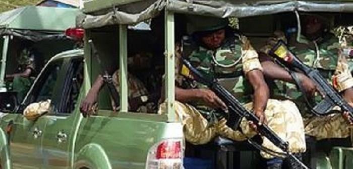 Gunmen attack JTF base, kill 4 soldiers, policeman