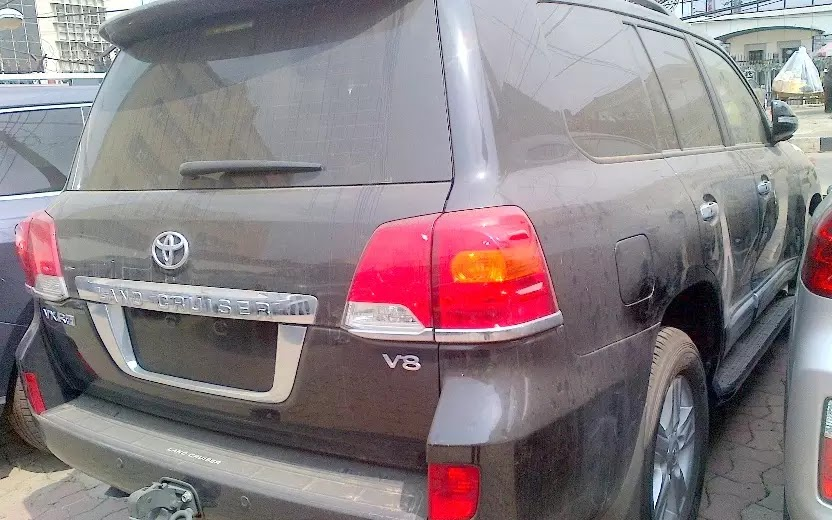 EFCC arrests Adamawa University VC, others for selling N13m SUV as scrap