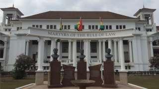 Ghana suspends High Court judges after Anas Aremeyaw Anas' film