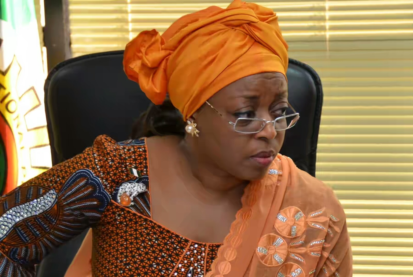 Diezani, brothers to face trial for alleged bribery