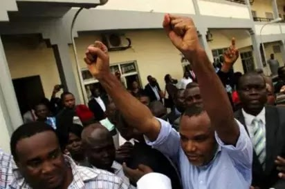 Breaking: DSS drops charges against Nnamdi Kanu in Magistrate Court