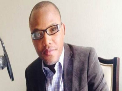 Judge withdraws from Kanu's trial