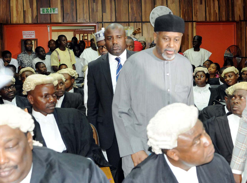 Court fixes Feb 4 for hearing of Dasuki's application to halt trial