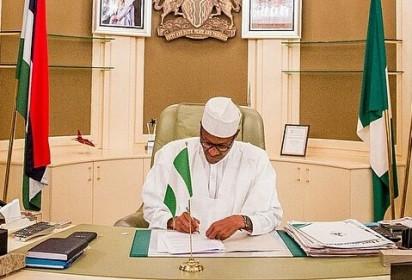 Buhari sends money laundering, criminal activities bills to Senate