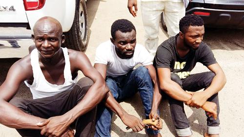 JUMIA robbery : Police bust gang