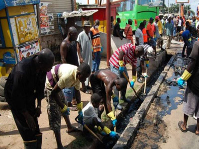 Lagos cancels movement restriction during monthly sanitation days