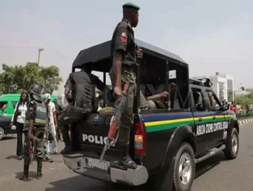 Three Guards In Police Net For Stealing Iron Rods