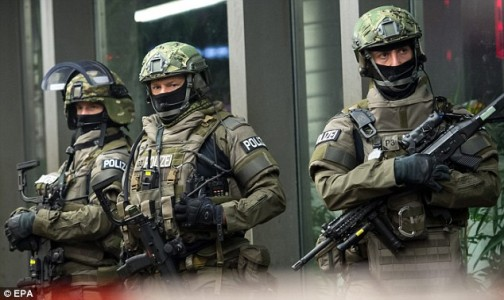 German Police Detain Nigerian With ISIS Link