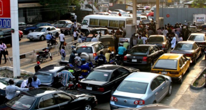 Lagos task force set to enforce traffic laws at filling stations