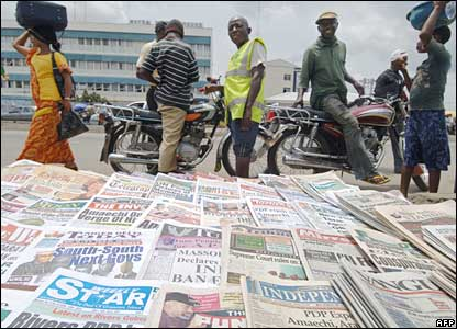 Policeman sanctioned for demanding N2,000 from newspaper vendor