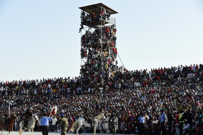 Nigeria fined for AFCON qualifier overcrowding
