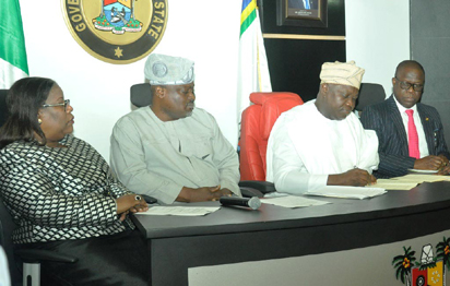 Ambode Signs Anti-Land Grabbing Bill Into Law
