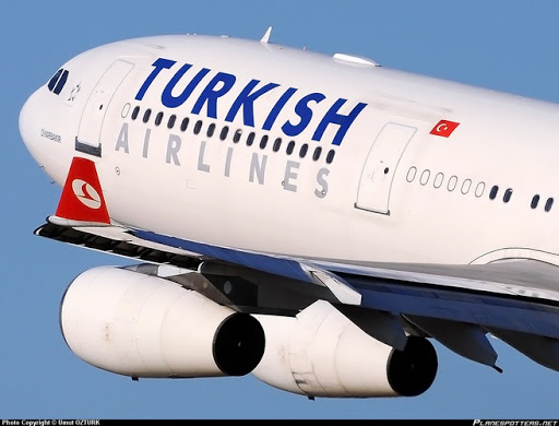 FG sues Turkish Airline over violation of CPC law