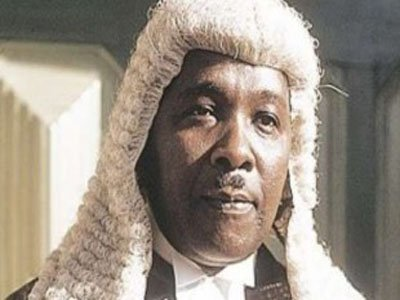 Justice Ademola & Wife Both Deny Corruption Charges