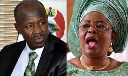 Court grants Patience Jonathan's leave to amend civil suit