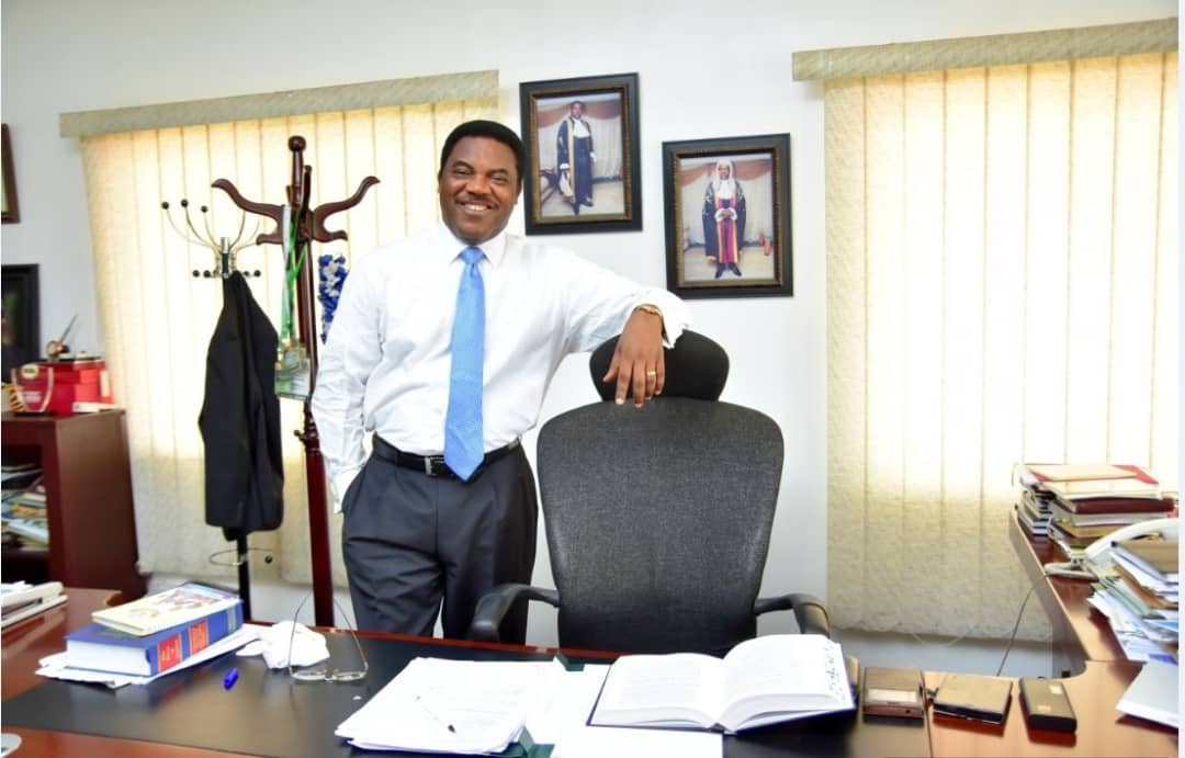 Dele Adesina, SAN – A Bar Man Per Excellence