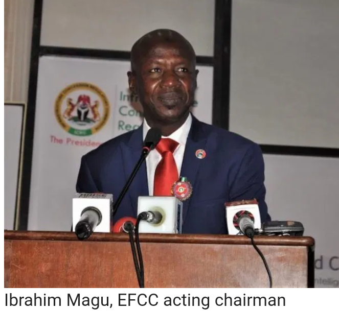 EFCC wins institution of the Decade award