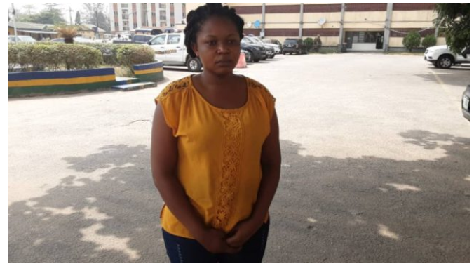 Lady in trouble for planning own kidnap with boyfriend