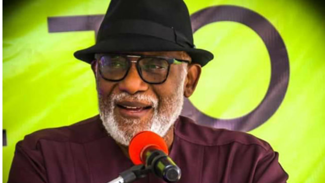 Amotekun: Every state would have its own command, says Akeredolu