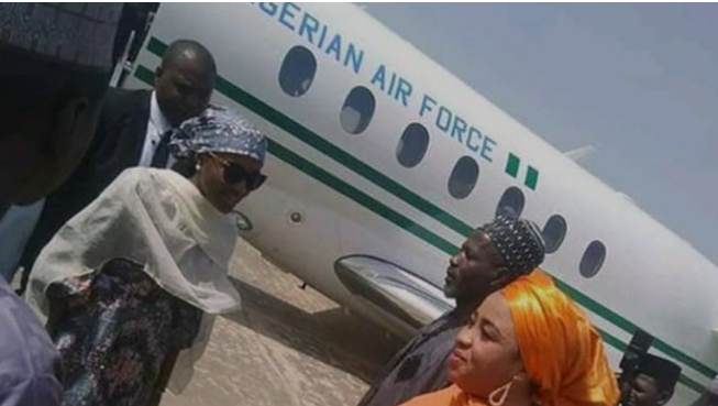 Buhari's children have right to use presidential jet — Presidency