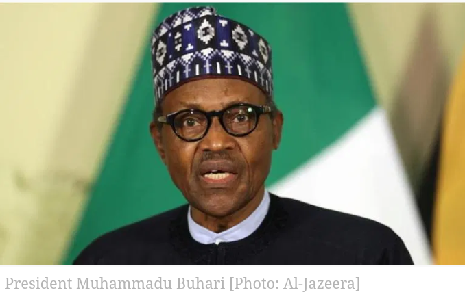 Why I joined politics – Buhari