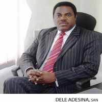 DELE ADESINA, SAN TO HOST MEETING OF EGBE AMOFIN NI EKO ON SUNDAY 9TH FEB. 2020
