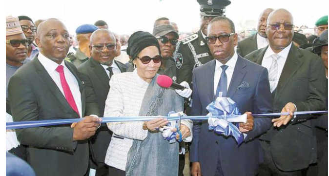 Justice Bulkachuwa unveils 17th Court of Appeal in Delta