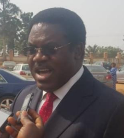 Dele Adesina SAN Calls for Federalization of the Judiciary