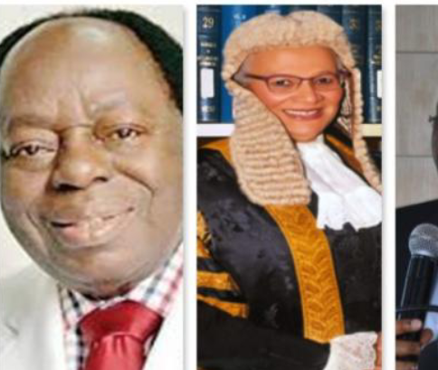 Bayelsa Fallout: Justice Auguie Scolds Babalola and Olanipekun