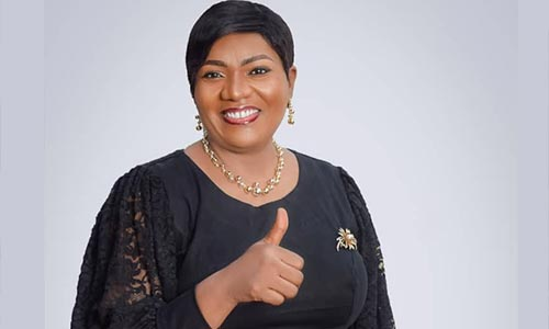 THANK YOU NOTE FROM JOYCE ODUAH, FICMC
