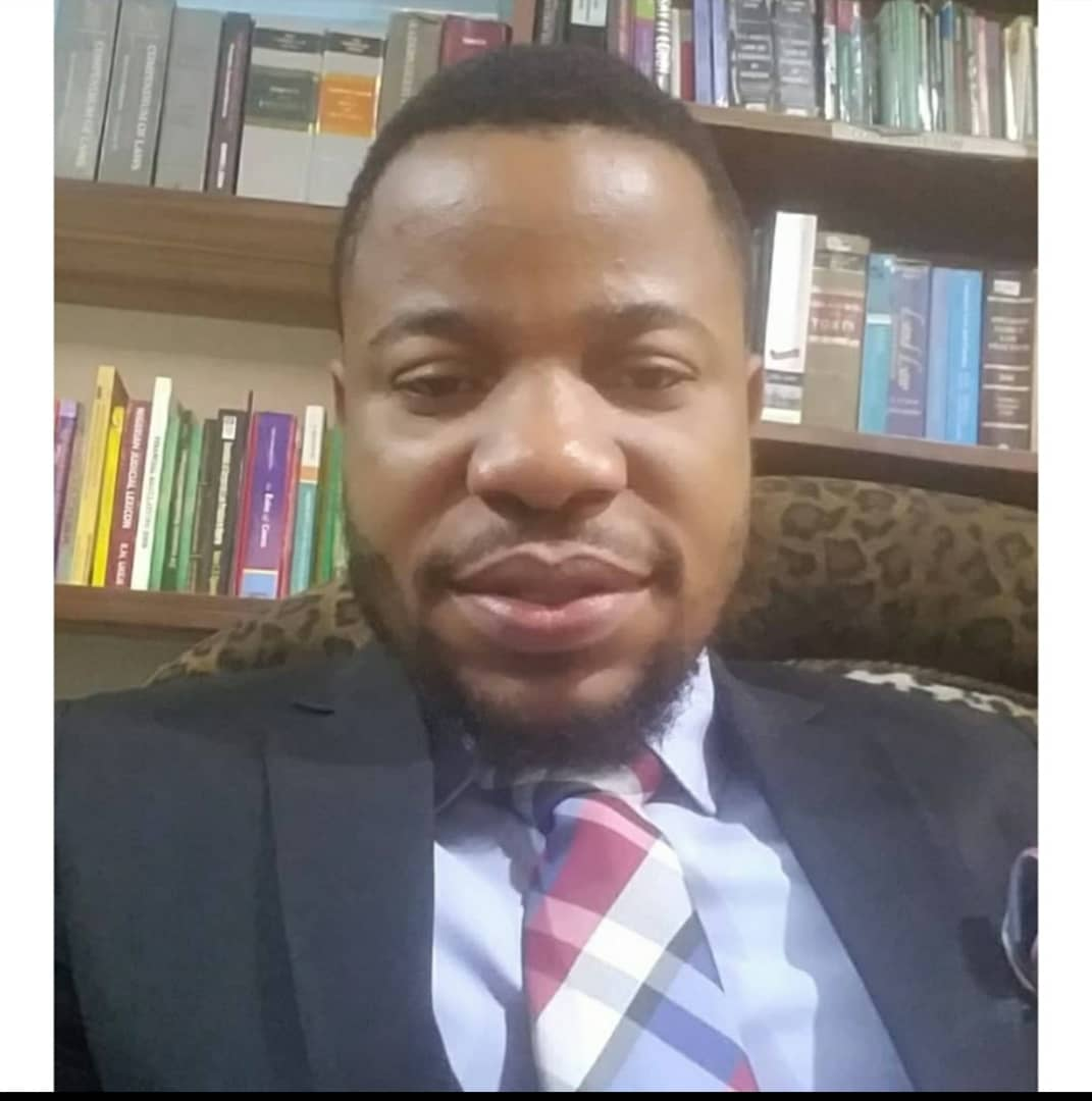 TOLA AKINDURO, ESQ: A VIBRANT YOUNG LAWYER ENDORSES DELE ADESINA SAN, SAYS, WE ARE RIDING WITH A WORTHY CANDIDATE