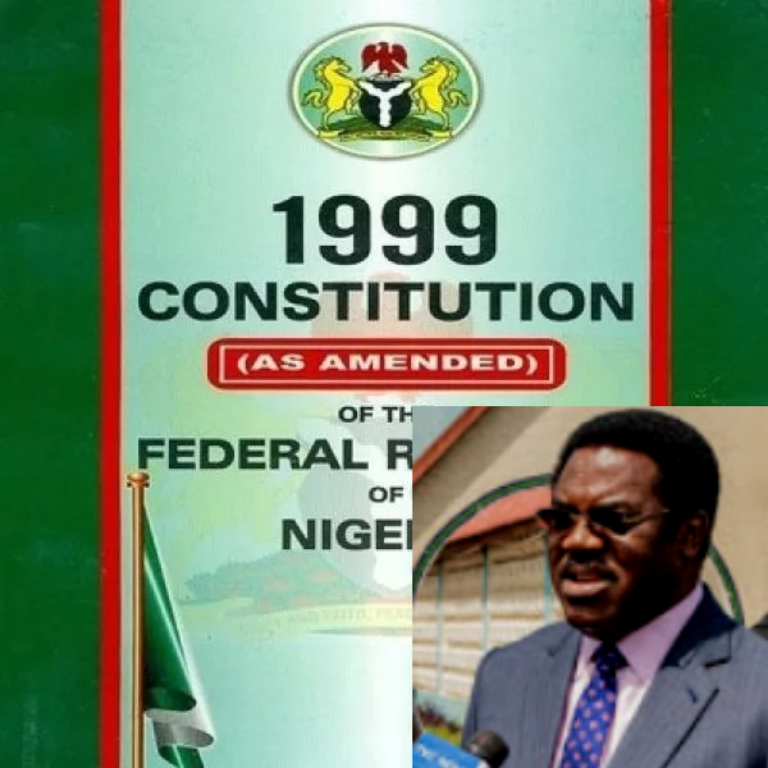 THE CONSTITUTION OF FEDERAL REPUBLIC OF NIGERIA 1999 (AS AMENDED): FROM HYPOTHESIS TO REALITY (CASE FOR A BRAND NEW CONSTITUTION) BY DELE ADESINA, SAN, LL.M, FCI Arb.