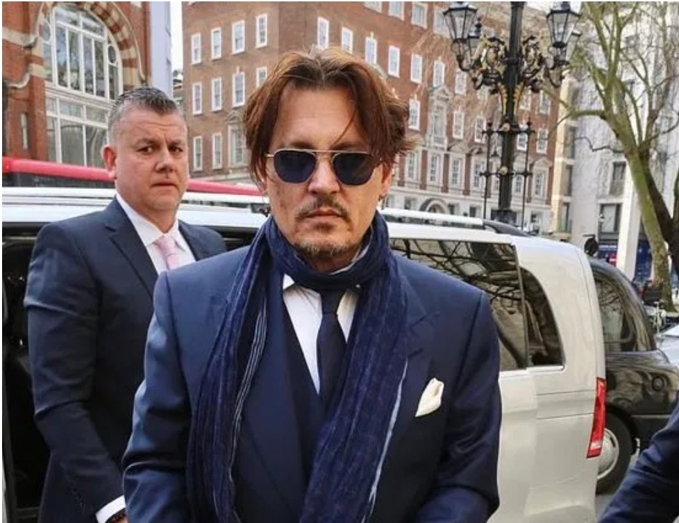 Hollywood actor Johnny Depp loses appeal over wife assault verdict