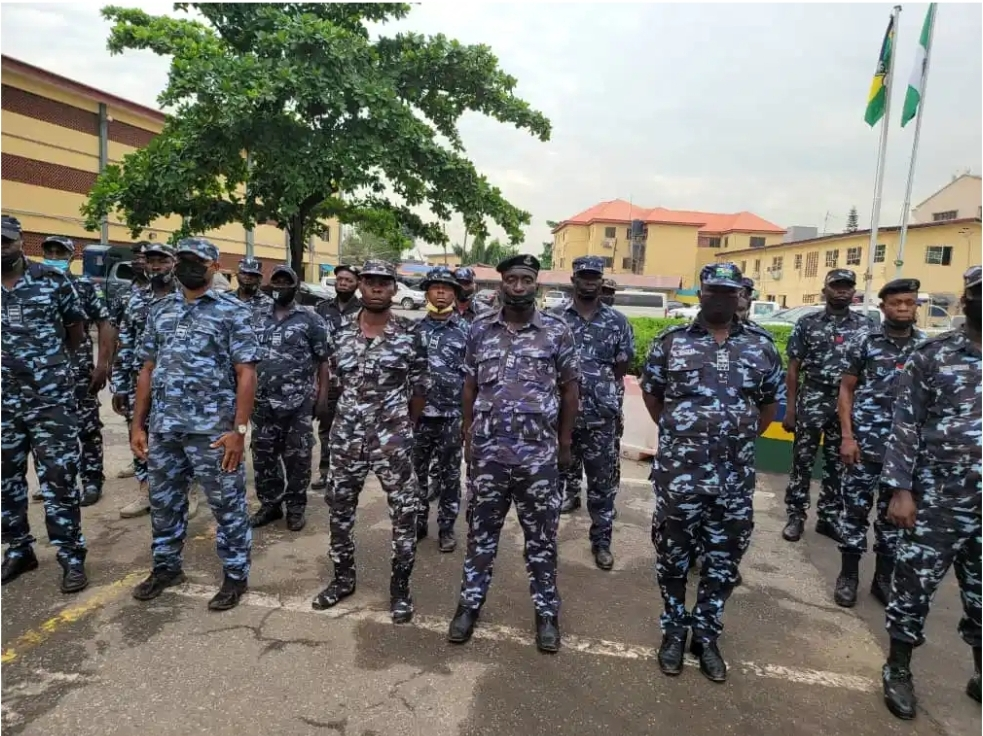 Lagos police form special squad to deal with traffic robbers