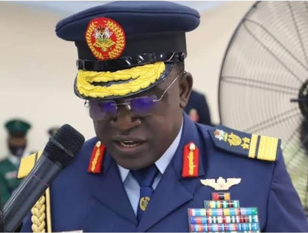 Nigerian Air force seeks collaboration with NUJ