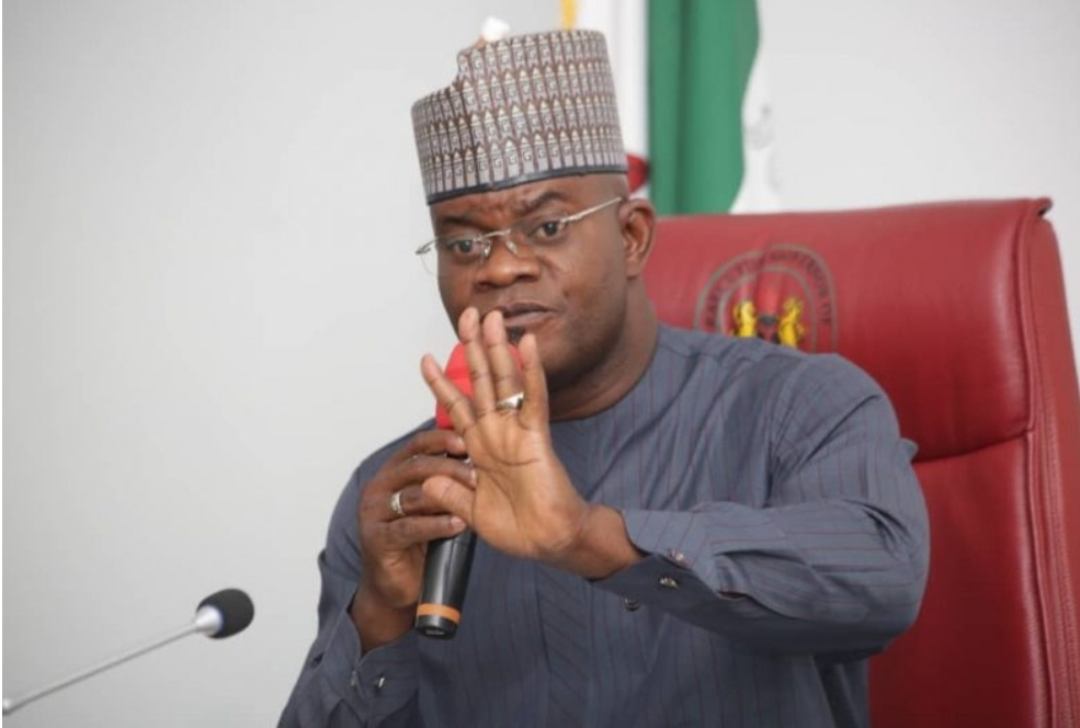 Cancel planned June 12 protest – Yahaya Bello tells NANS