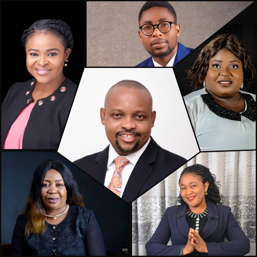 SURULERE LAWYERS' FORUM CONGRATULATE HER MEMBERS DOMINATING NBA LAGOS BRANCH EXECUTIVES